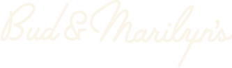 Bud and Marilyn's logo
